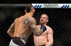 Shock KO loss for Gunnar Nelson and double disappointment for Irish duo
