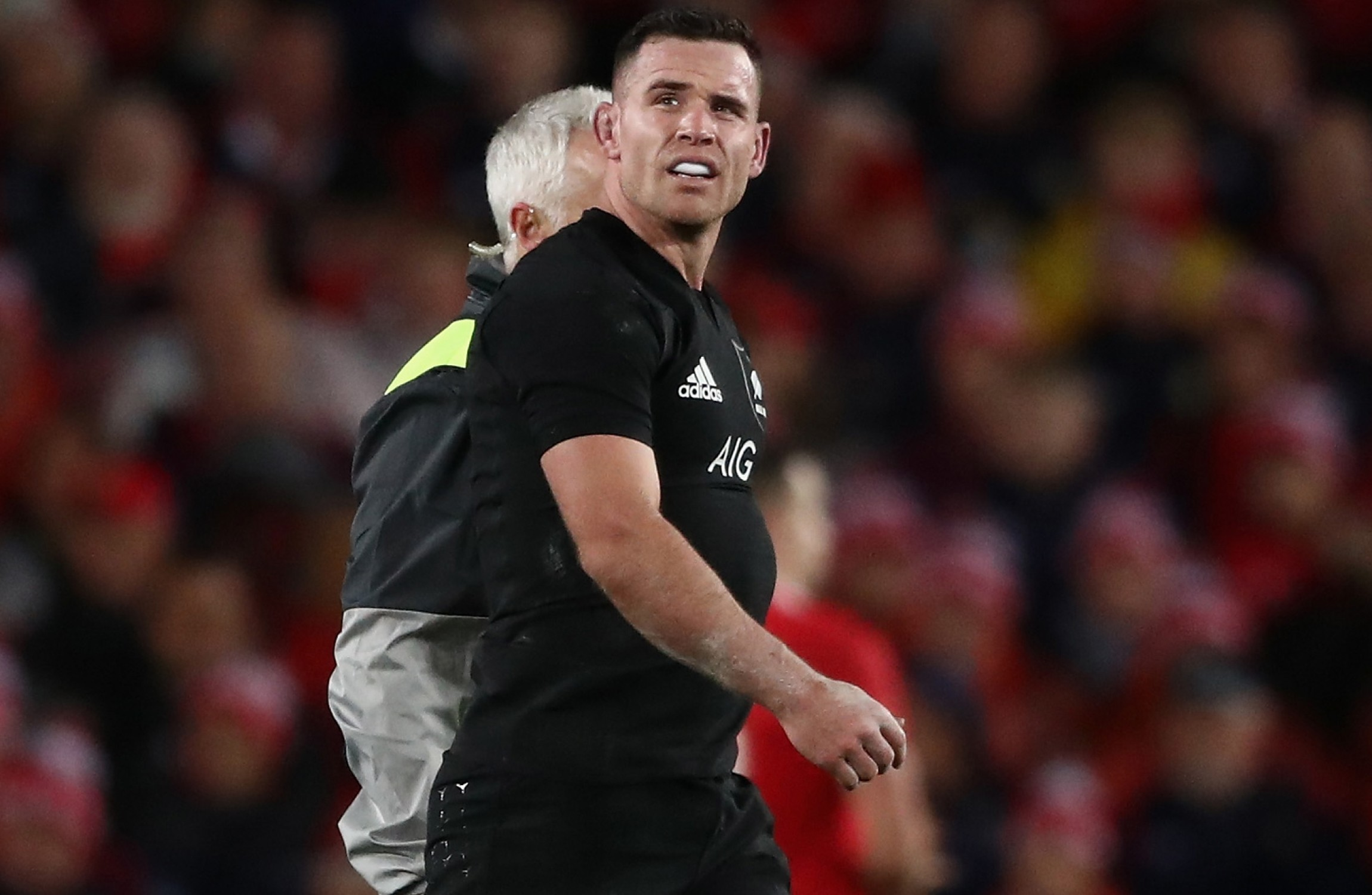 All Blacks centre Ryan Crotty re-signs with Crusaders