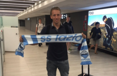 Lucas heads for the Liverpool exit after 10 years at Anfield