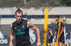 Bale: No offer from Man United but I'm happy at Real Madrid