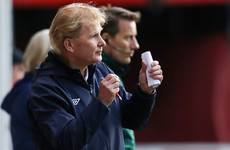 Liam Buckley: 'Somebody joked in the dressing room that we're only 13 points off Europe'