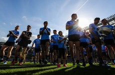 Greatest of all time? Pat Spillane reckons Jim Gavin's Dublin footballers can achieve that mantle