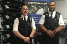 'Londoners can feel reassured': Police officers begin wearing body cameras