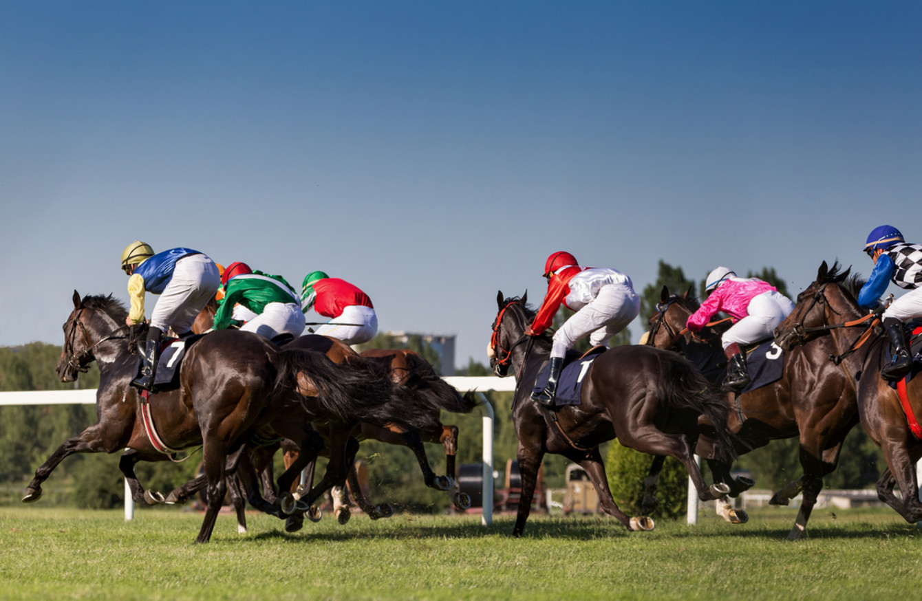 Race fixing and money laundering: How the horse racing industry ...