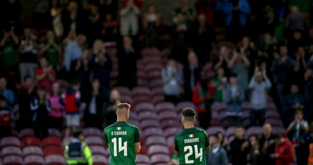 Parting gift from Maguire can send Cork City down Cyprus avenue to success