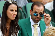Sergio Garcia focused on landing a second major days before his wedding
