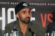 Paulie Malignaggi happy to offer up some 'technical tidbits' in sparring with McGregor