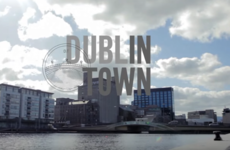 Businesses have narrowly voted to keep Dublin Town after a divisive scrap over its future