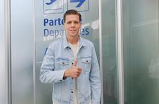 Arsenal goalkeeper arrives in Turin to seal €11m Juventus switch