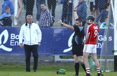 Cork likely to appeal Fitzgibbon red card before Munster final as Meade set for fitness test