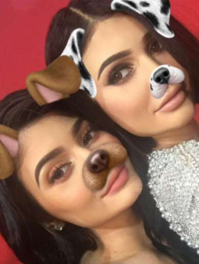 Kylie Jenner spoofed her family into thinking her wax figure was her