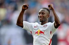 RB Leipzig reject €75m bid for Liverpool target Keita
