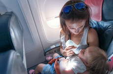 Poll: Do you agree with child-free zones on aeroplanes?