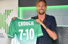 Peter Crouch to host weeknight radio show during pre-season