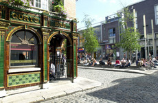 Judge spares man who unintentionally injured woman after throwing glass in Temple Bar