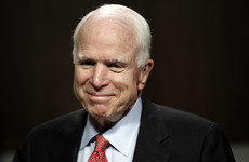 Former US presidential candidate John McCain diagnosed with brain cancer