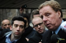 Tottenham is my focus, insists relieved Harry Redknapp