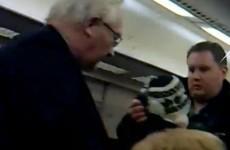 No prosecutions in case where 'Big Man' threw alleged fare dodger off train