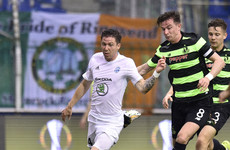 Shamrock Rovers' European campaign ends with a whimper in Czech Republic