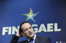 Kenny says 'we'll pay our dues' a year after Varadkar said 'not another cent'