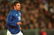 Roberto Baggio's career, the dangers of being a jockey and the week's best sportswriting