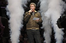 Watch: Will Ferrell introduces the Bulls and Hornets on 80s night in New Orleans