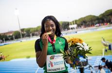 Gold for Ireland! Gina Akpe-Moses wins European U20 100m title
