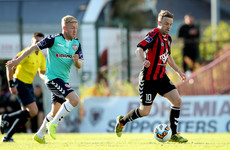 Stellar McNamee fires Derry back into European spot as Bohs suffer third straight defeat