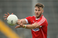 Five changes for Cork ahead of Mayo qualifier