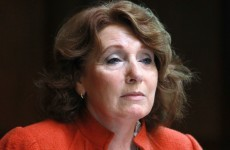 'Brilliant blue eyes and dark red hair,' the New York Times on Kathleen Lynch