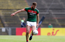 100 not out for O'Shea as Mayo name XV for Cork