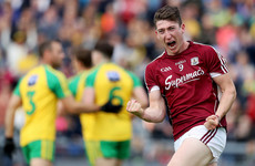 Heaney inspires Galway to Donegal demolition as they cruise into quarter-finals