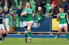 Captain Briggs proud of Ireland's mental strength as she leads drive for home World Cup