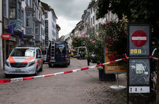 Manhunt underway after five people injured in 'chainsaw attack' in Switzerland