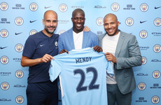 Man City pay world-record fee for a defender to add Monaco full-back to their ranks