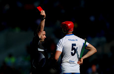 Bad news for Waterford hurlers as GAA chiefs set to confirm one-match ban for Tadhg de Búrca
