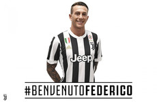 Juventus complete €40 million signing of Italy international Bernardeschi