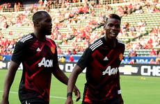 Romelu  Lukaku reveals how Paul Pogba talked him into Man Utd move