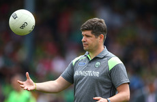 'There were no hard feelings': Eamonn Fitzmaurice on Brendan Kealy's Kerry departure