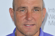 Vinnie Jones claims his Twitter has been hacked after receiving backlash for posting fox hunting photos