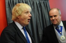 London mayor dismisses Patrick's Day event as 'lefty crap'