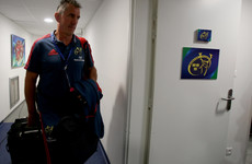 I'm not the man to replace Rassie at Munster, insists Rob Penney
