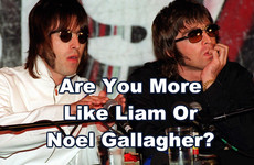 Are You More Like Liam Or Noel Gallagher?