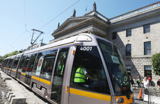 There are some major Luas traffic disruptions coming (but they'll be the final ones before it starts running)