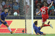 Brilliant Muller strike upstages debutant Morata as Bayern get the better of Chelsea
