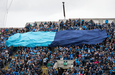 Dublin GAA supporters are planning to boycott all retail outlets in Croke Park after banning of flag