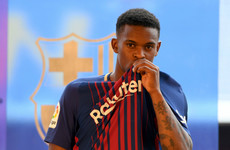 Barcelona's new €30.5m signing influenced to join by Brazilian legend