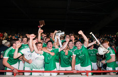 Limerick hold off brave Cork fight-back to lift their second Munster U21 title in three years