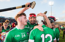 'You can see Limerick are dying for silverware...We've bigger and better things ahead'