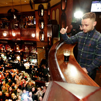 You'd be off the wall to miss last call for Carl Frampton, the world-beater from up the road